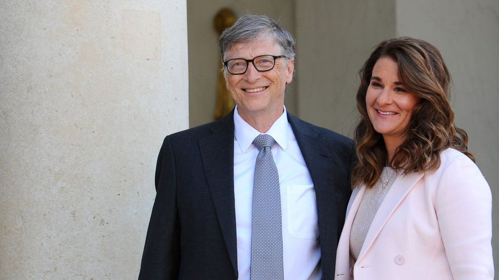 Bill and Melinda Gates agreed separation contract before announcing divorce