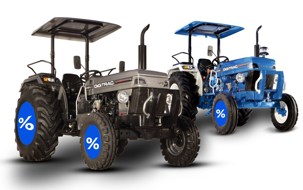 Get A Tractor Loan From The Comfort of Your Home with Digitrac