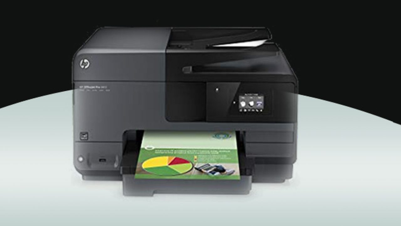 Setup Wireless connection Of HP Officejet pro 8610 printer driver