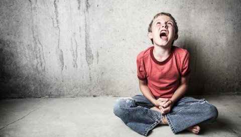 what are the Psychiatric behavior of alcohol on childrens ?