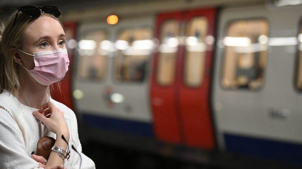 Covid: Masks to remain compulsory on London transport