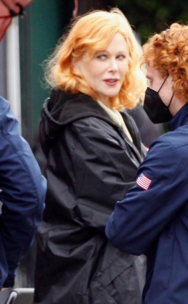 ★See Nicole Kidman Transform Into Lucille Ball in First Photos From Being the Ricardos Set★