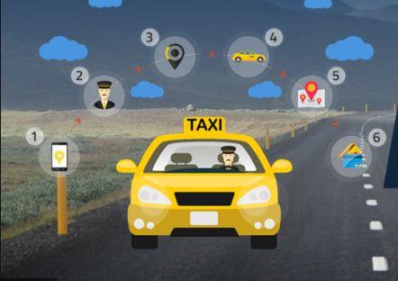 How do you choose a Taxi to Heathrow?