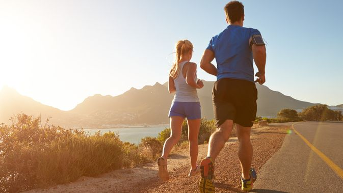 Exercise at this time is suitable for people who are overweight