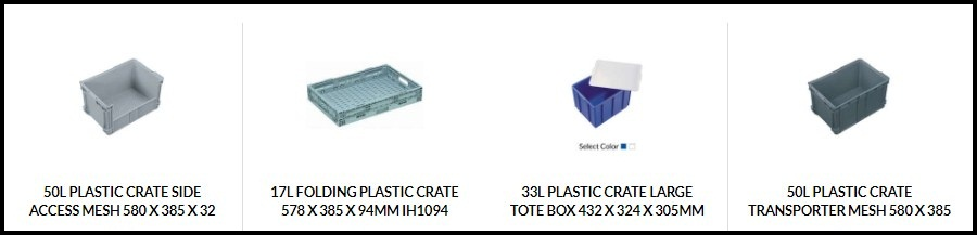 Why should you choose a plastic container with a plastic lid?