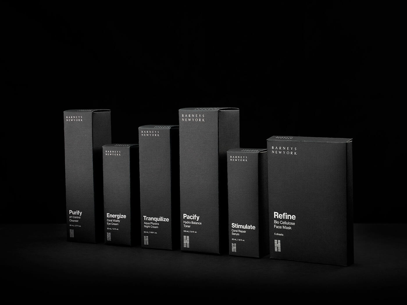 Top 10 Most Inspiring Black Packaging Designs for You
