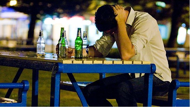 How harmful is alcohol consumption to the heart?